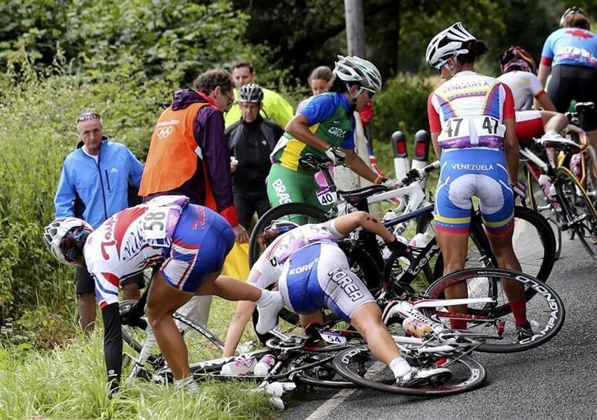 Fail en vélos