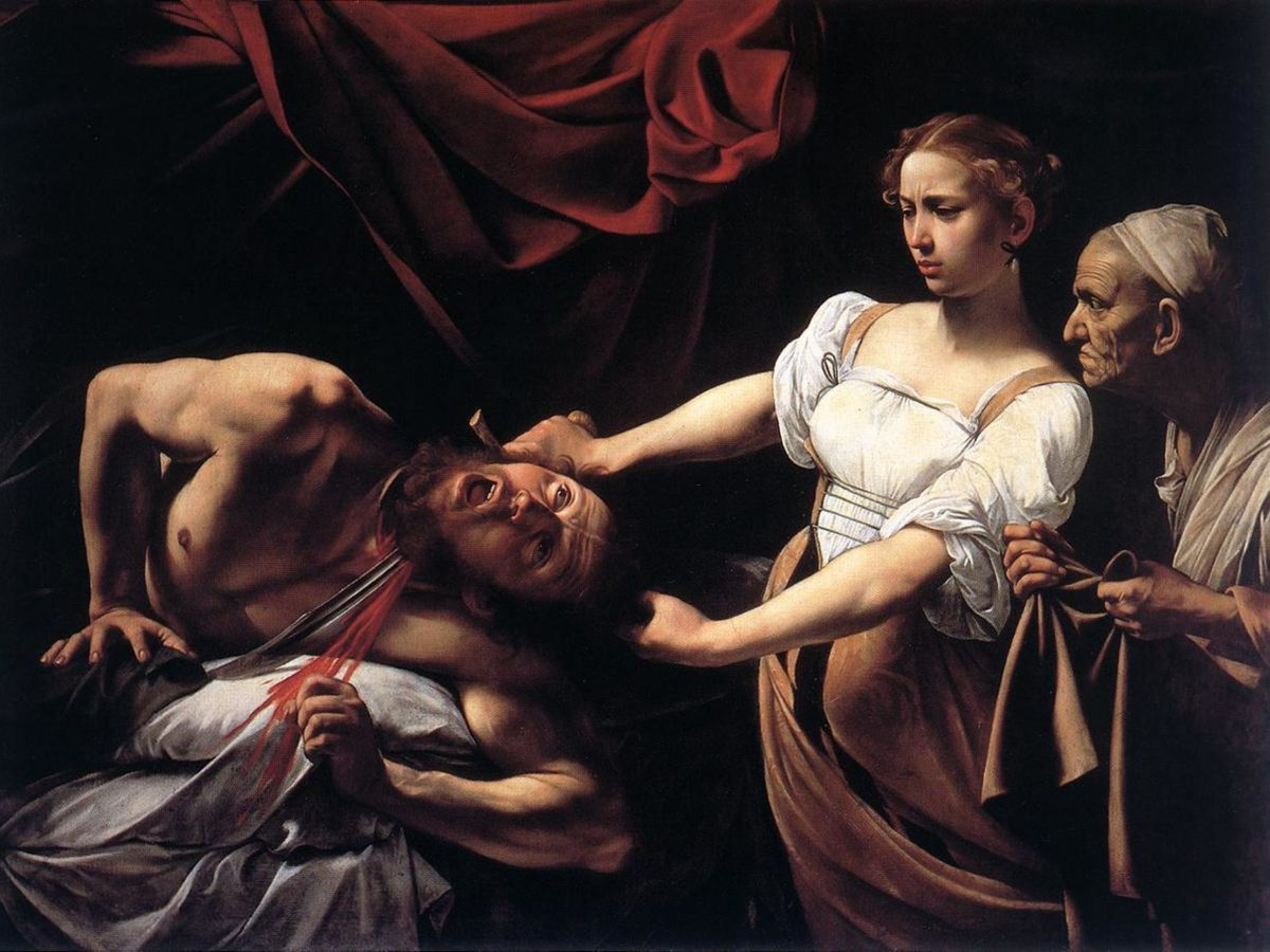 Judith-Beheading-Holofernes-by-Caravaggio