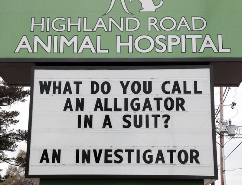 funny-veterinarian-signs- alligator