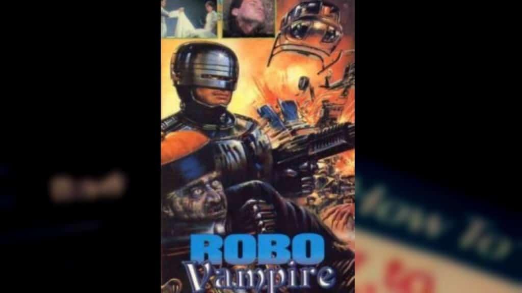 Robo Vampire Was Riding The Wave Of Robocop's Success