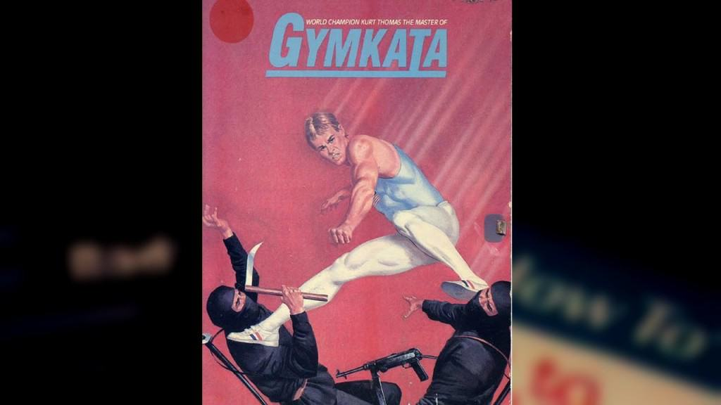 Gymka. Because Who Doesn't Love A Crime Fighting Gymnast