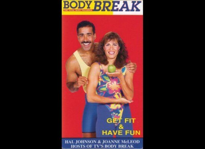 The Body Break VHS Cover Is Something To Be Admired