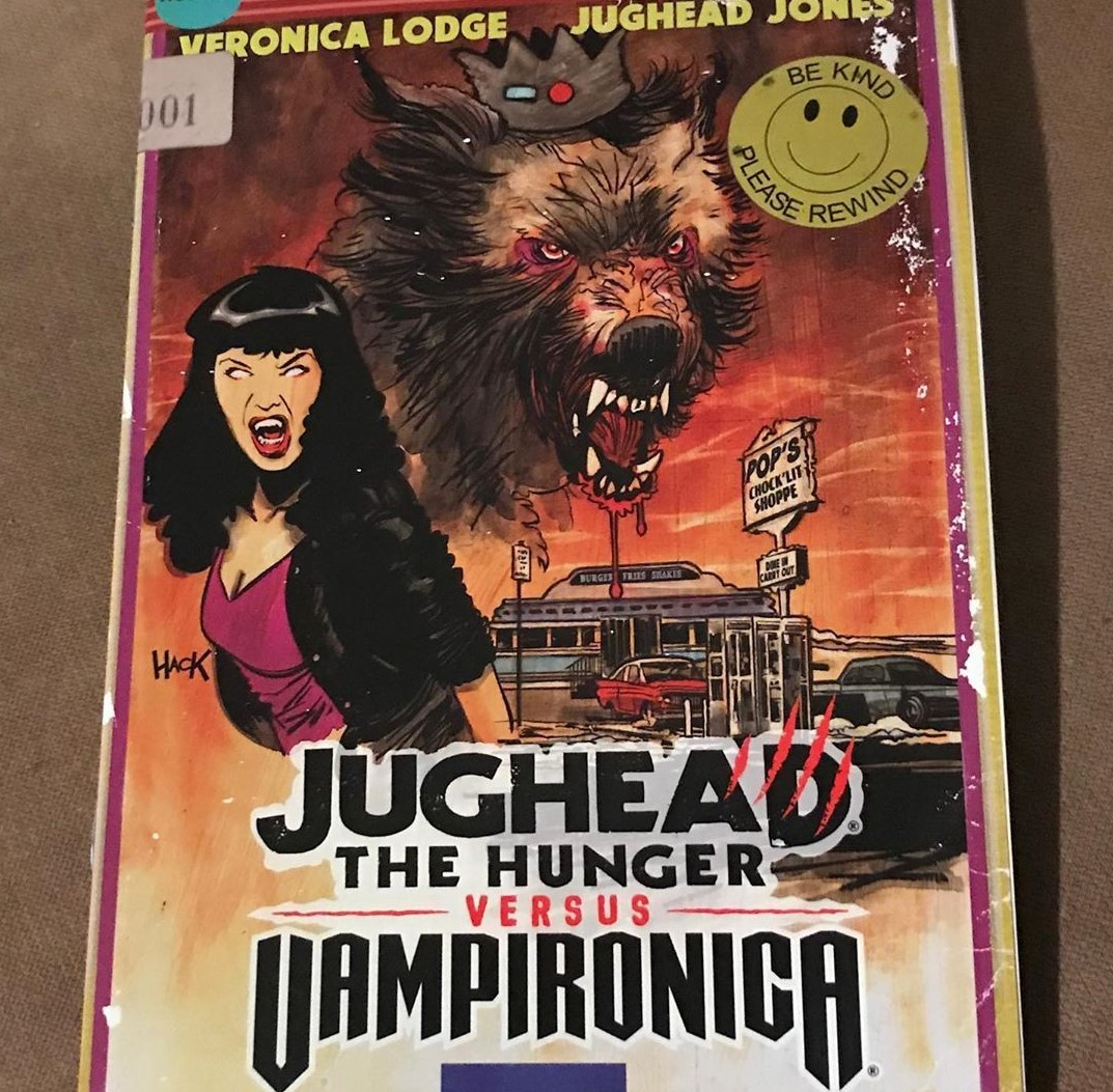 Jughead The Hunger Versus Vampironica Left Us With More Questions Than Answers