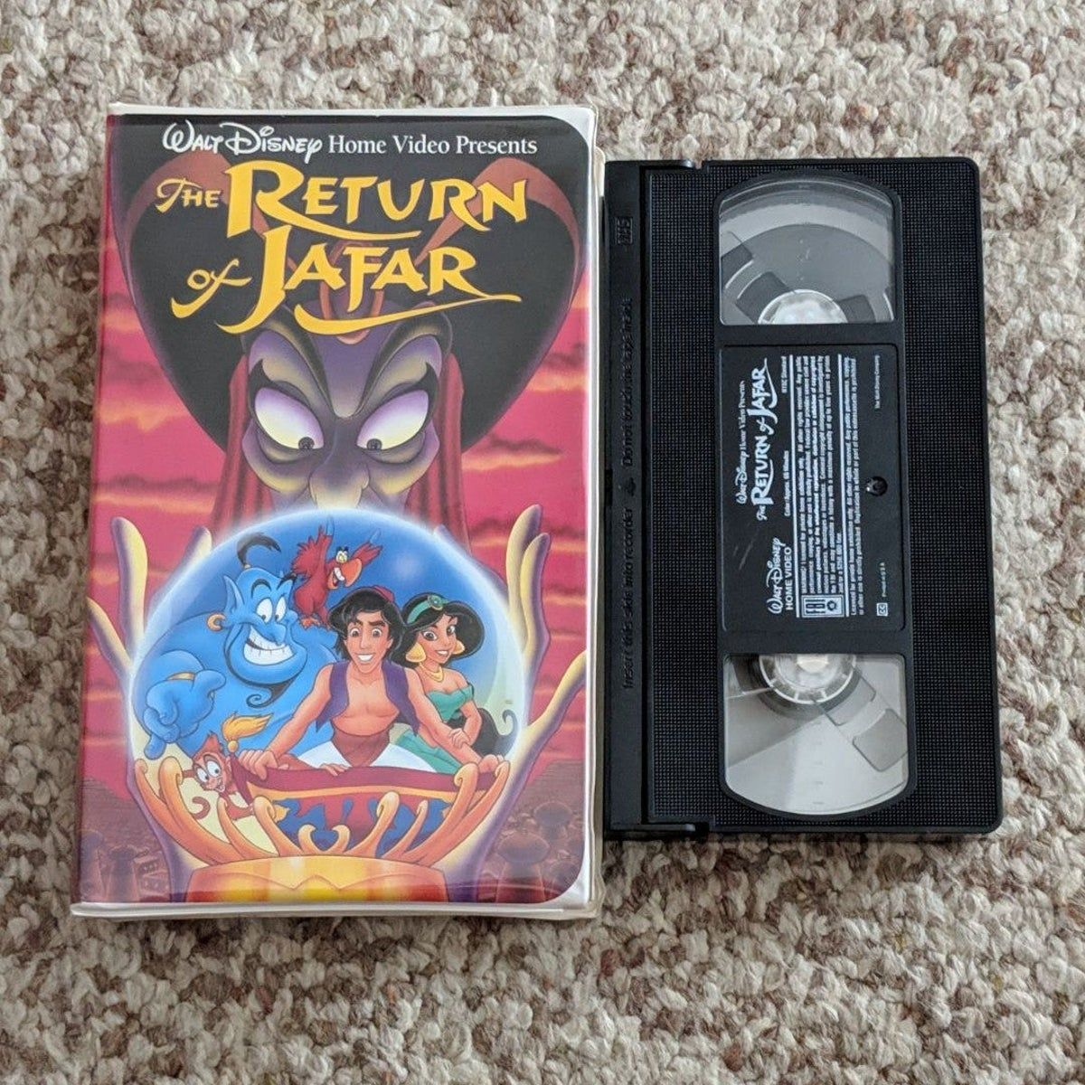 Return of Jafar Was The VHS Of Our Childhood