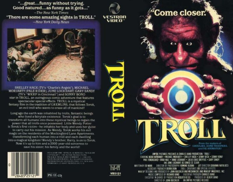 Troll Has Some of the Best Worst Makeup And Effects