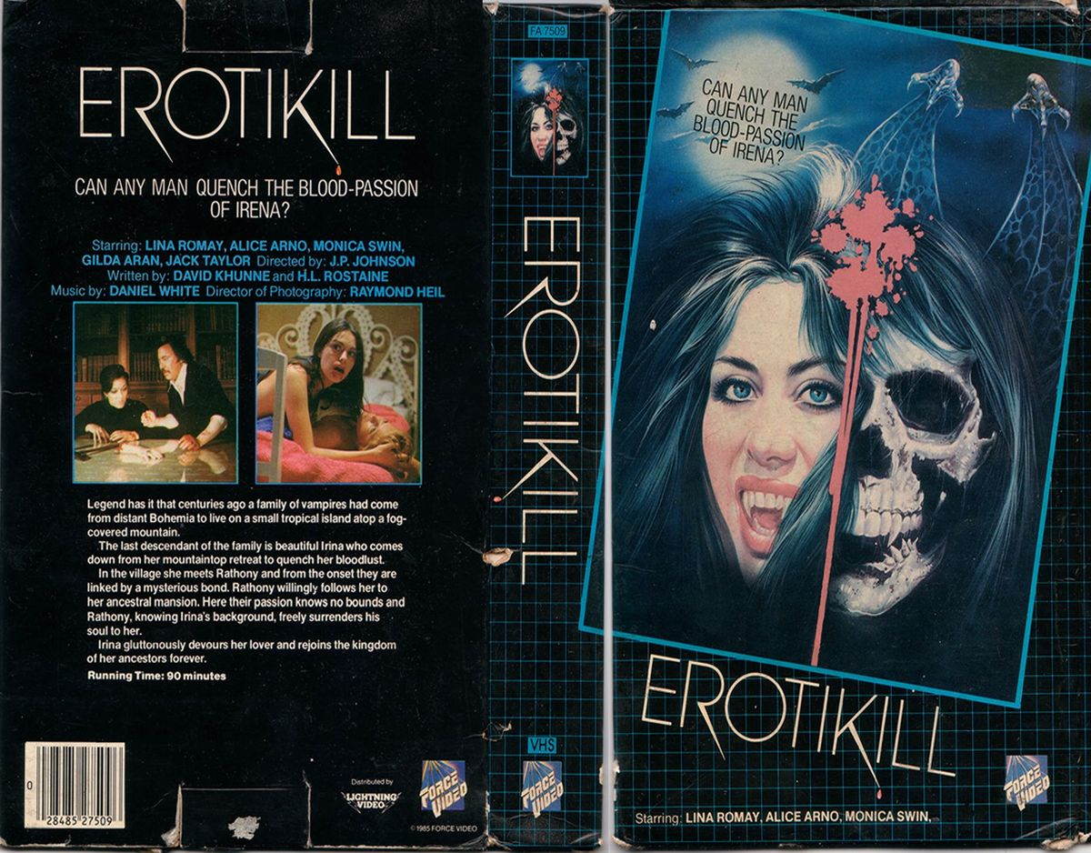 Erotikill Could Benefit From Leaving Off The Plot Summary