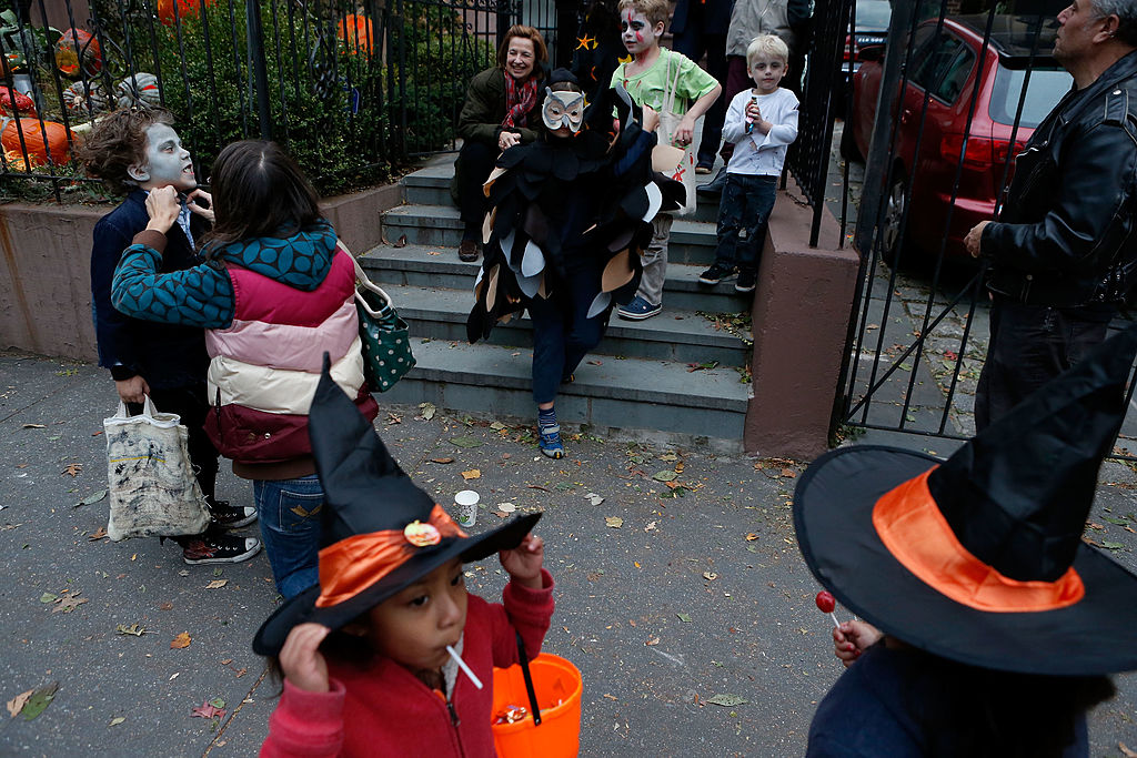 Trick-Or-Treating Has Been Cancelled On Account Of Safety