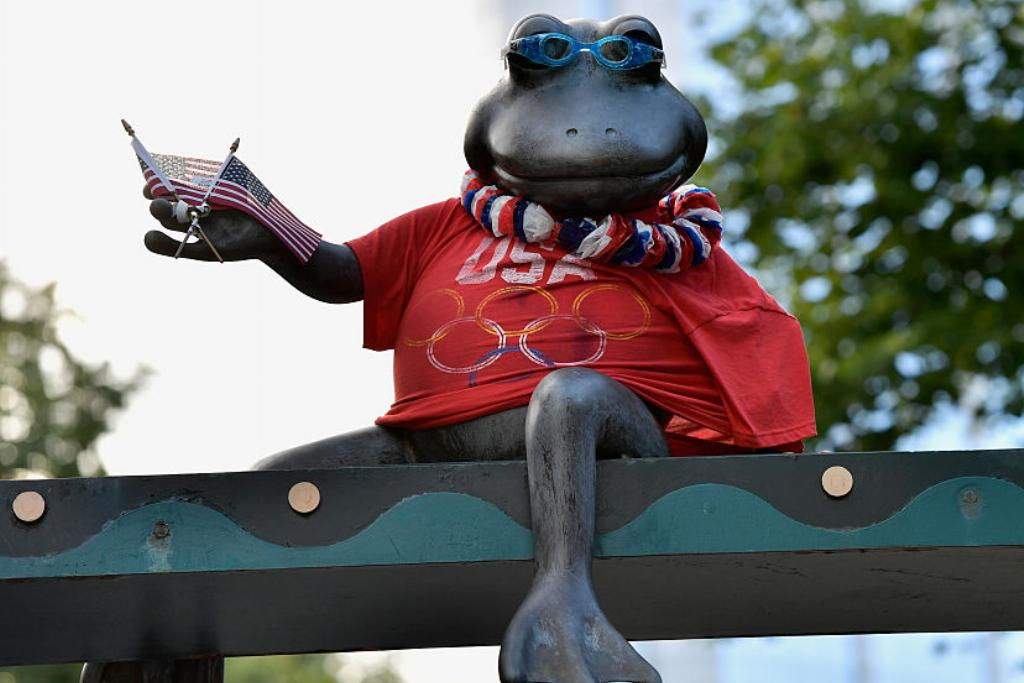 We Pledge Allegiance...To The Frog