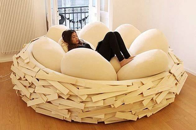 A Nest For The Person With Too Much Money