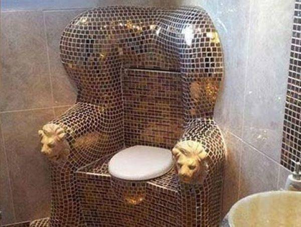 A Throne Fit For A Royal Flush