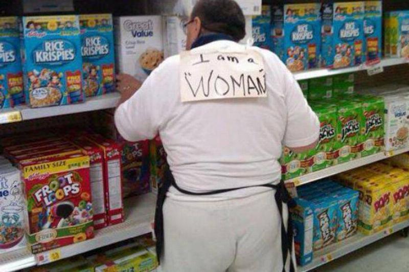 i am a woman shirt