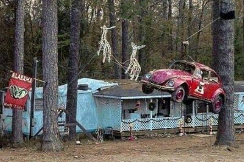 Herbie The Love Bug Meets Santa