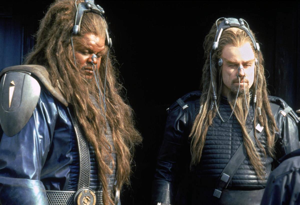 Travolta and Whitaker