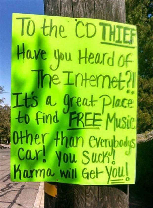 CD Thief