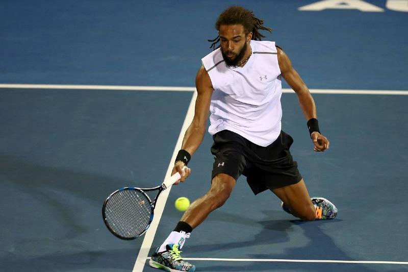 Dustin Brown Might Have Rubber Legs