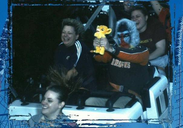 It's The Circle Of Life: Roller Coaster Edition