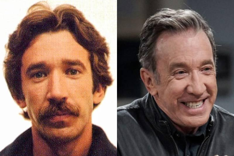 tim allen then and now