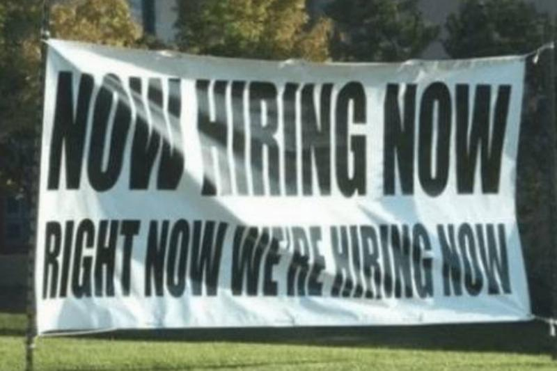 20 Eye-Catching Help Wanted Signs That Demand Your Attention (3)