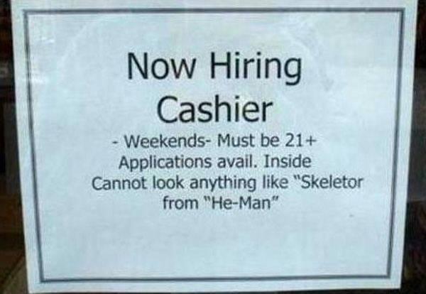 hiring-skeletor